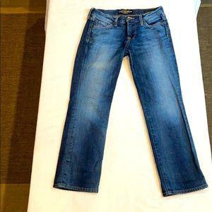 Lucky Brand Women's Blue Jeans Size 0
